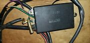 Mercury 200 250 Hpo Ignition Plate With Wiring Harness And Accessories2011