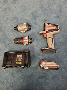 Craftsman Bolt-on 20v Drill, Driver, Battery, And Charger
