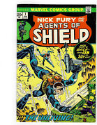 Nick Fury And His Agents Of Shield 1 1973 Marvel Stan Lee Writer Don Heck