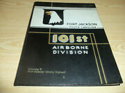 101st Airborne Division Fort Jackson S C Yearbook 50's 501st Airborne Infantry