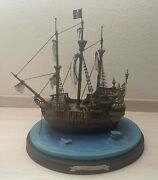 Wdcc Enchanted Places Peter Pan The Jolly Roger Box Coa
