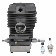 Cylinder Assembly Chainsaw Cylinder Durable Ms310 For Chainsaw Ms290 Ms390