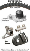 Engine Timing Belt Kit With Water Pump Dayco Wp245k5a