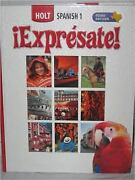 Expresate By Nancy A. Humbach Rinehart And Winston Holt Staff