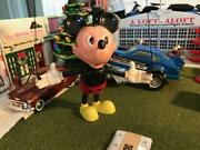 Awesome Old Plastic Disney Mickey Mouse Puppet Made In Hong Kong Good Used