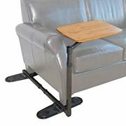 Able Life Universal Swivel Tv Portable Laptop Desk Adjustable Couch Tray Table