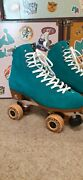 Riedell Moxi Jack Jade Roller Skate Neo Reactor Plate Size 8 Fits Women's 9
