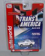 New Aw Rel 24 Trans America And03966 Ford Mustang Hayward Ford T Jet Ho Slot Car