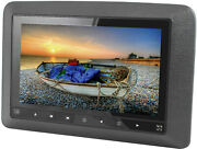 Accele Dvd9850 9 Lcd Active Headrest Media Monitor