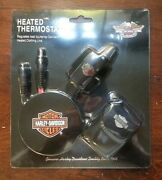 Heated Thermostat For Harley Davidson Clothing Line