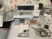 Bernina 830 Sewing/quilting/embroidery Machine With Bsr Stitch Regulator - 2010