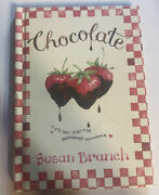 Chocolate It's Not Just For Breakfast Anymore By Susan Branch New