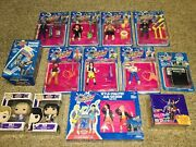 Bill And Ted's Excellent Adventure Action Figures Lot Kenner 1991 Vintage Toys