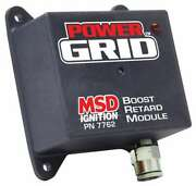 Msd Ignition Boost Retard Module For Power Grid 7762