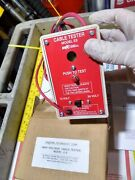 Aircraft Engine Cable Tester Model E5 Eastern Aviation Ignition Spark Plug Rv4