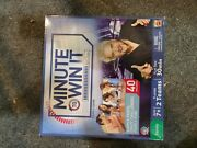 Mattel Minute To Win It Family Party Board Game Nbc Game Show Guy Fieri New