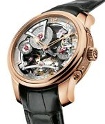 Greubel Forsey Technique 30 Double Tourbillon Rose Gold Openworked Gf02s Or5
