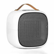 Portable Electric Space Heater With 3 Modes,fast Heating For Home Andoffice,800w