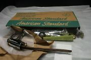 American Standard Lavatory Faucet Chrome/brass 1480.104,299 New/old Stock