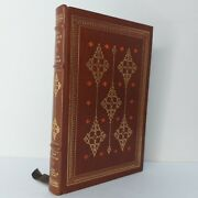 The Walnut Door Franklin Library Book By John Hersey First Ed Leather Brown