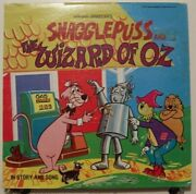Snagglepuss And The Wizard Of Oz - In Story And Song - 1977 Lp Vinyl Record