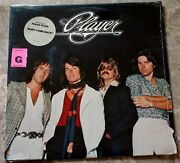 Player S/t Self Titled 1977 Lp Vinyl Nm-/nm Original Shrink And Sticker Rs-1-3026