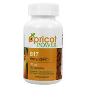 Apricot Power B17 100mg 100ct Capsules New And Sealed