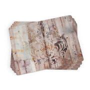 Pimpernel Frozen In Time Placemat S/4