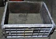 Svusser Jacket Foundry Sand Casting Flask 16 And 12 Long X 12 Wide X 8 High 6 Wall
