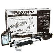 Uflex Protech 3.1 Front Mount Ob Hydraulic System - Includes Up28 Fm Helm Oi...