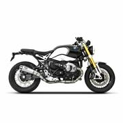 Zard Exhaust Conical Stainless Steel Slip-on Bmw Rninet Pure 1200cc 2017-2021