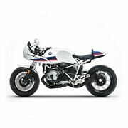 Zard Exhaust Stainless Steel Full System Bmw Rninet Pure 1200cc Gp 2017-2021