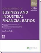 Almanac Of Business And Industrial Financial Ratios 2014 By Leo Troy