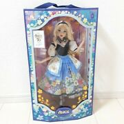 Disney Alice In Wonderland 70th Anniversary Doll Limited Edition Mary Blair New