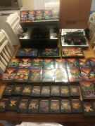 2 Magnavox Odyssey Consoles / All Games. 1 Console New Never Played. 41 Games .