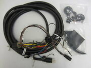 Mercury New Oem Ignition Key Switch Main Engine 25ft Wire Harness 84-816626a25