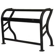 Wellcraft Boat Leaning Post Frame 033-1362-bw   41 3/8 Inch Black 2019