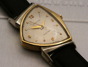 Rare Vintage Hamilton Electric Two-tone Pacer Watch Caliber 500