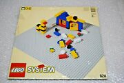 Grande Plaque Lego System Large Building Plate X-large Set 628 Neuf New 2