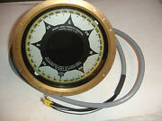 New Sperry Gyro Compass Repeater Course Indicator Chrysler Marine 1875961 64024