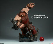 Sideshow Collectibles Juggernaut Collectors Edition 50 Of 800