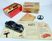 Superb Schuco Telesteering Car With Box And Instructions 1930s Original