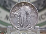 1921 P Standing Liberty Quarter 25c Slq 3 East Coast Coin And Collectables, Inc
