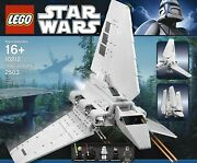 Lego 10212 Imperial Shuttle Star Wars Brand New Sealed