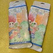 Little Rooms Trolls 10 Yards Of New Wallpaper Border One Opened One Sealed