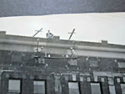1915 Scandia Mn 2 Story Building Painters Wolds Bazaar Rppc Postcard Ghost Town
