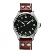 Laco ✫ Augsburg 42 ✫ Type A Flieger ✫ Pilot Watches 42mm Automatic - 861688