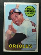 1969 Topps Baseball Cards All Series - You Pick, Complete Your Set Ex To Nm