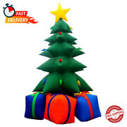 Christmas Inflatable Tree 20ft Decoration Yard Air Blown Lawn Decor Outdoor Tall