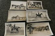 Antique And Vintage Lot 32 Horse Wagon Fair Photographs Some Golconda Il Some Rppc